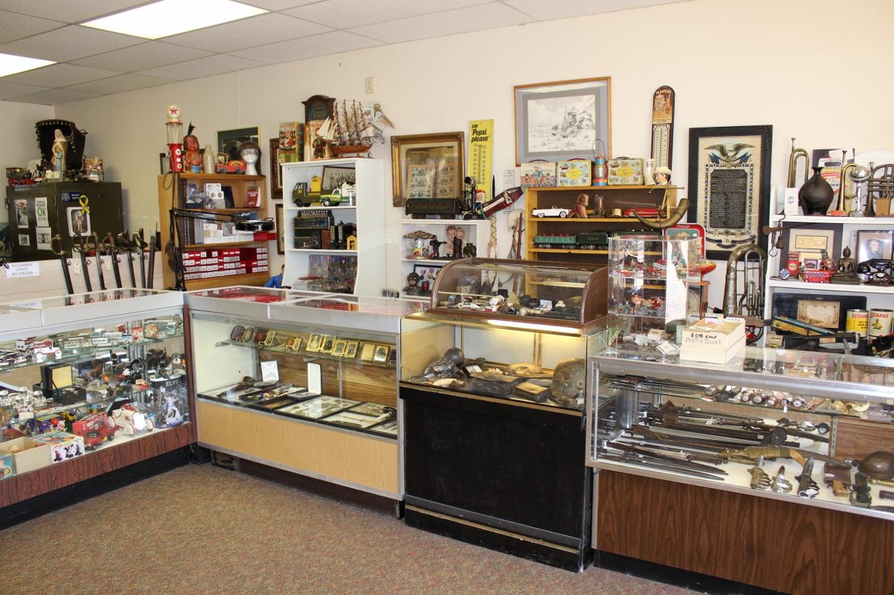 Inside Store