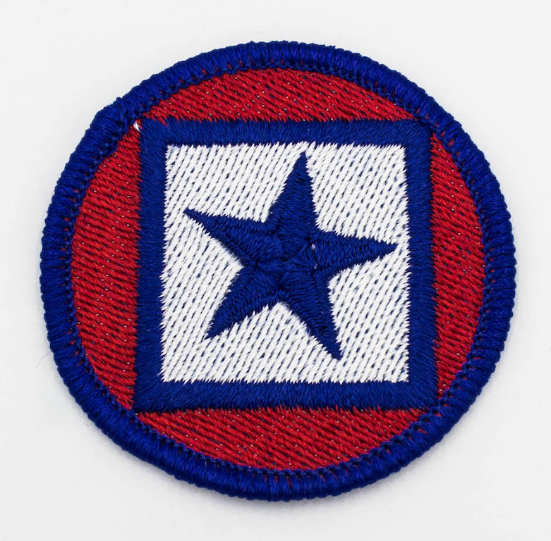 122nd US Army Reserve Command Patch