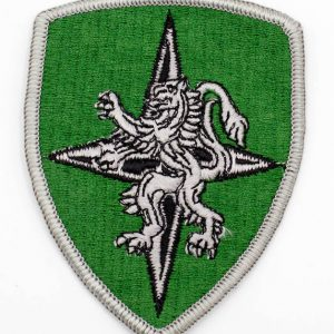 Allied Land Forces Central Europe US Army Patch
