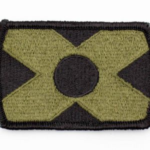479th Field Artillery Brigade US Army Subdued Patch
