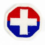 Medical Command, Korea Shoulder Sleeve Patch