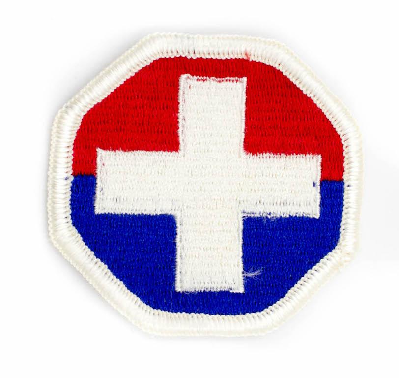 Medical Command, Korea Shoulder Sleeve Patch