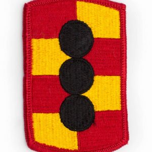 434th Field Artillery Brigade Patch