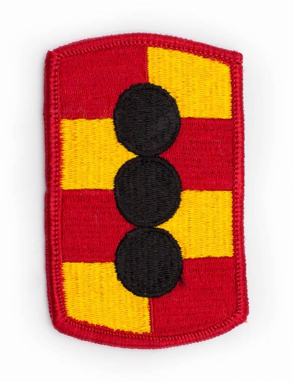 434th Field Artillery Brigade Patch