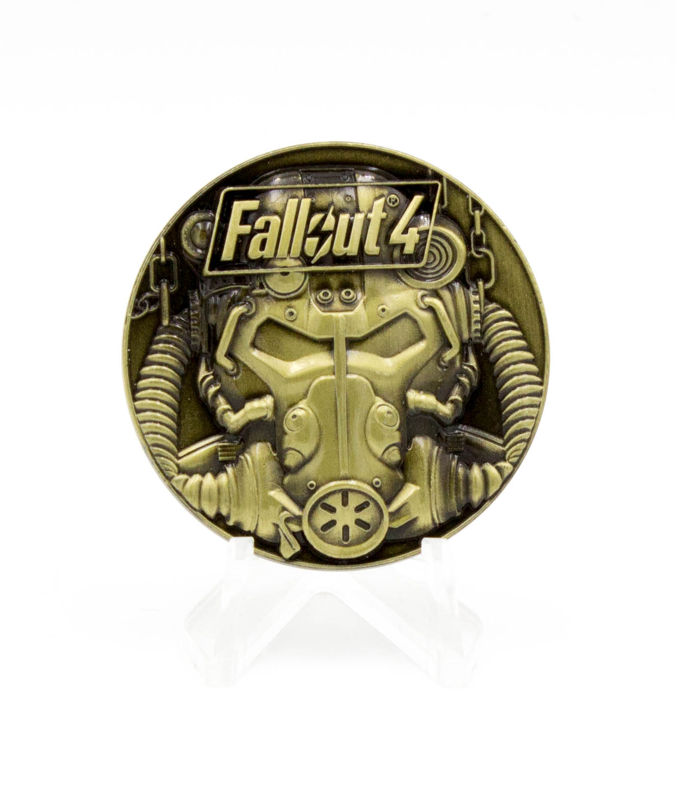 fallout challenge coin